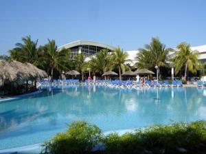 Cayo Coco, Cuba, Pool of Melia hotel